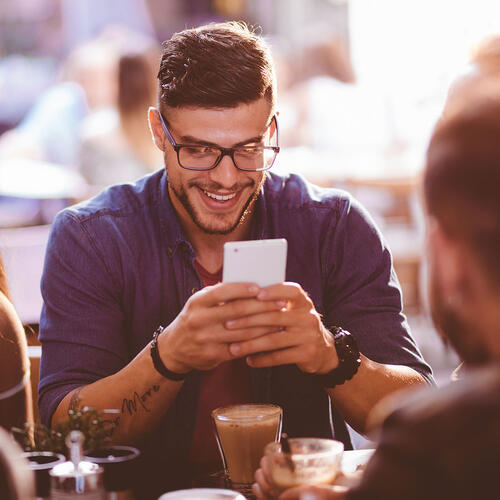 70% of diners want restaurants to engage with them through apps