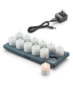 Hollowick V12 Flameless Candles