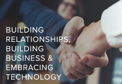 Industry Perspective - Building Relationships