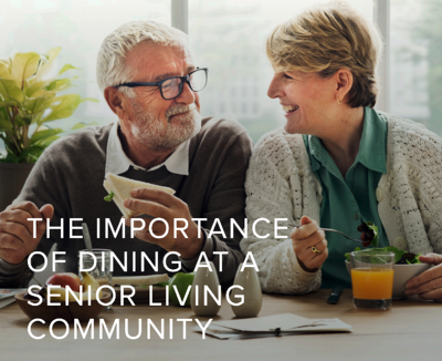 Industry Perspective - Senior Living