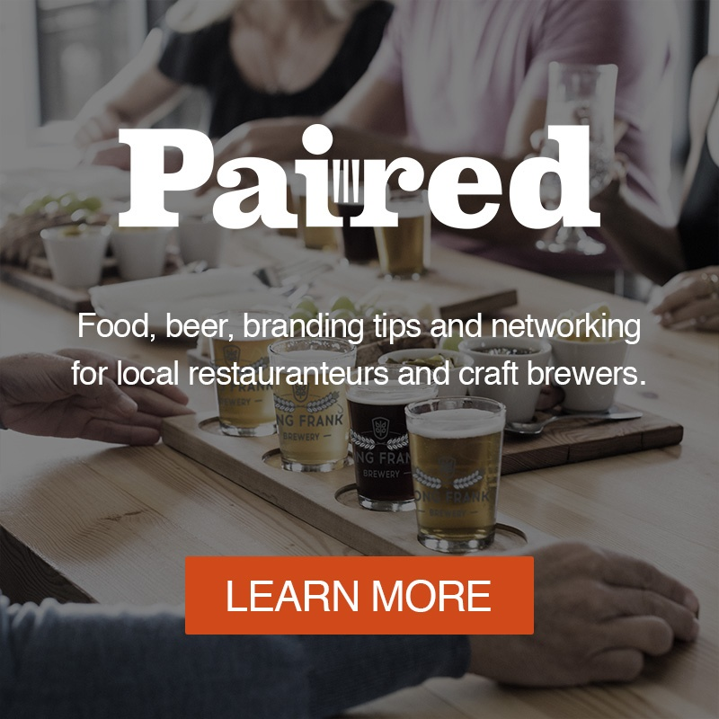 Paired Restaurant and Brewery Networking Event Chicago CTA