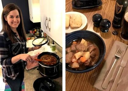 Sarah-Carpenter-making-Stout-Irish-Stew
